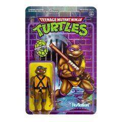 Super 7 ReAction: Teenage Mutant Ninja Turtles - Donatello