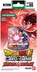 Dragon Ball Super Starter Deck 9: Saiyan Legacy