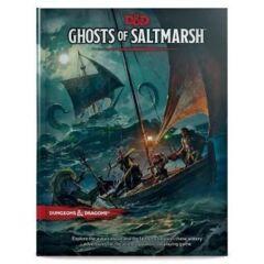 Dungeons & Dragons Ghosts of Saltmarsh