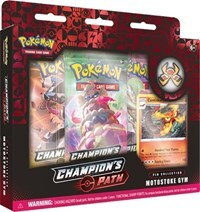 Pokemon TCG - Champion's Path Pin Collection - Motostoke Gym