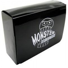 Monster Double Deck Box: Black