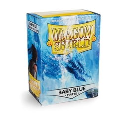 Dragon Shield 100 Standard: Baby Blue