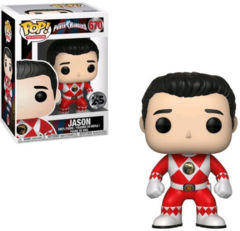 #670 Power Rangers: Jason
