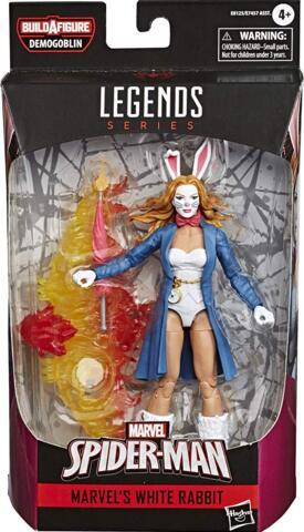 Marvel Legends: White Rabbit