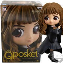 Banpresto - Q Posket: Hermione w/Books (Normal Version)