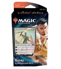 Core Set 2021 Planeswalker Deck - Basri