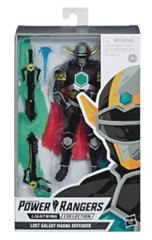 Power Rangers Lightning Collection: Lost Galaxt Magna Defender