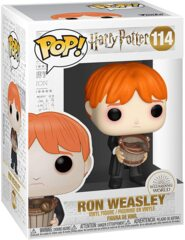 #114 Harry Potter - Ron Weasley w/Bucket