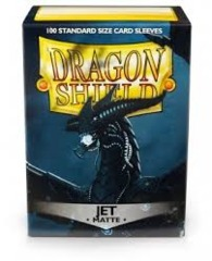 Dragon Shield 100 Standard: Jet