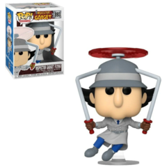 #893 Inspector Gadget(Flying) Funko Pop