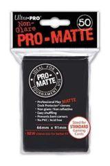 Ultra Pro PRO-Matte Standard Sleeves - Black (50ct)