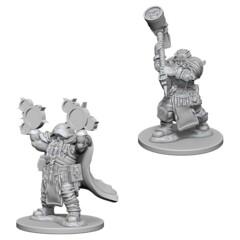 D&D Nolzur's Marvelous Miniatures: Dwarf Cleric