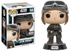#148 Jyn Erso (Smuggles's Bounty Exclusive)