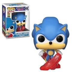 #632 Classic Sonic the Hedgehog Funko Pop