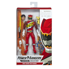 Power Rangers Lightning Collection: Dino Charge Red Ranger