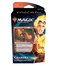 Core Set 2021 Planeswalker Deck - Chandra