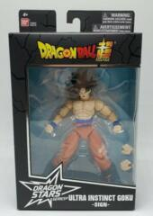 Dragon Ball Super - Dragon Stars Ultra Instinct Goku Sign Figure (Series 15)