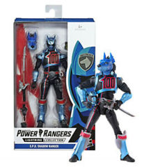 Power Rangers Lightning Collection: S.P.D. Shadow Ranger