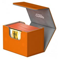 Ultimate Guard Sidewinder XenoSkin 100+ Deckbox - Orange