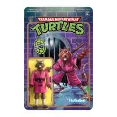 Super 7 ReAction: Teenage Mutant Ninja Turtles - Splinter