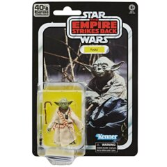 Star Wars Black Series: Yoda - 40th Anniversary Empire Strikes Back