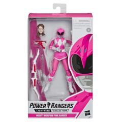 Power Rangers Lightning Collection: Mighty Morphin Pink Ranger