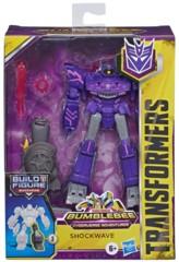 Transformers Cyberverse Shockwave