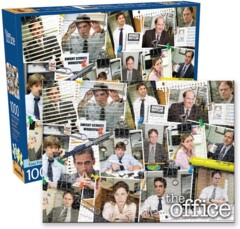 The Office Jigsaw Puzzle 1000 Pieces