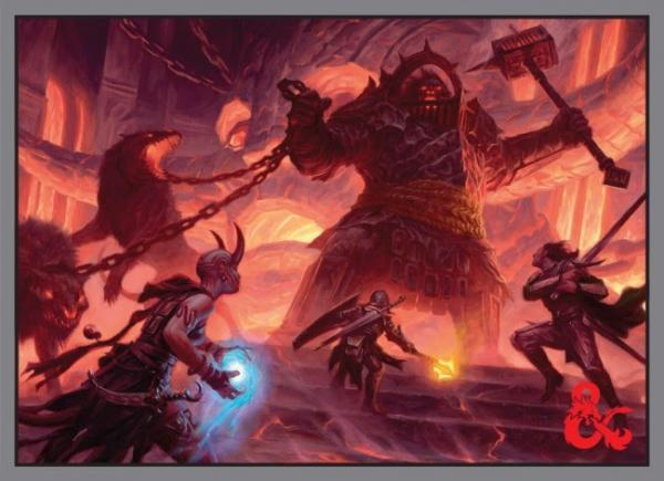 Ultra Pro - Ultra Pro: Deck Protector Sleeves (50): Dungeons and Dragons- Giant