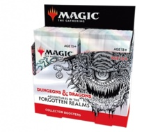 Magic the Gathering: Dungeons & Dragons Adventures in the Forgotten Realms Collector Booster Box