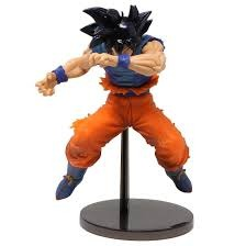 Banpresto - Dragon Ball: Ultra Instinct Goku Blood of Saiyans