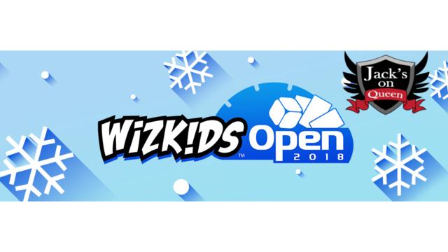 Wizkids Heroclix Winter Open 2018