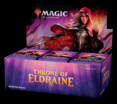 Magic the Gathering - Throne of Eldraine - Booster Box w/ Promo