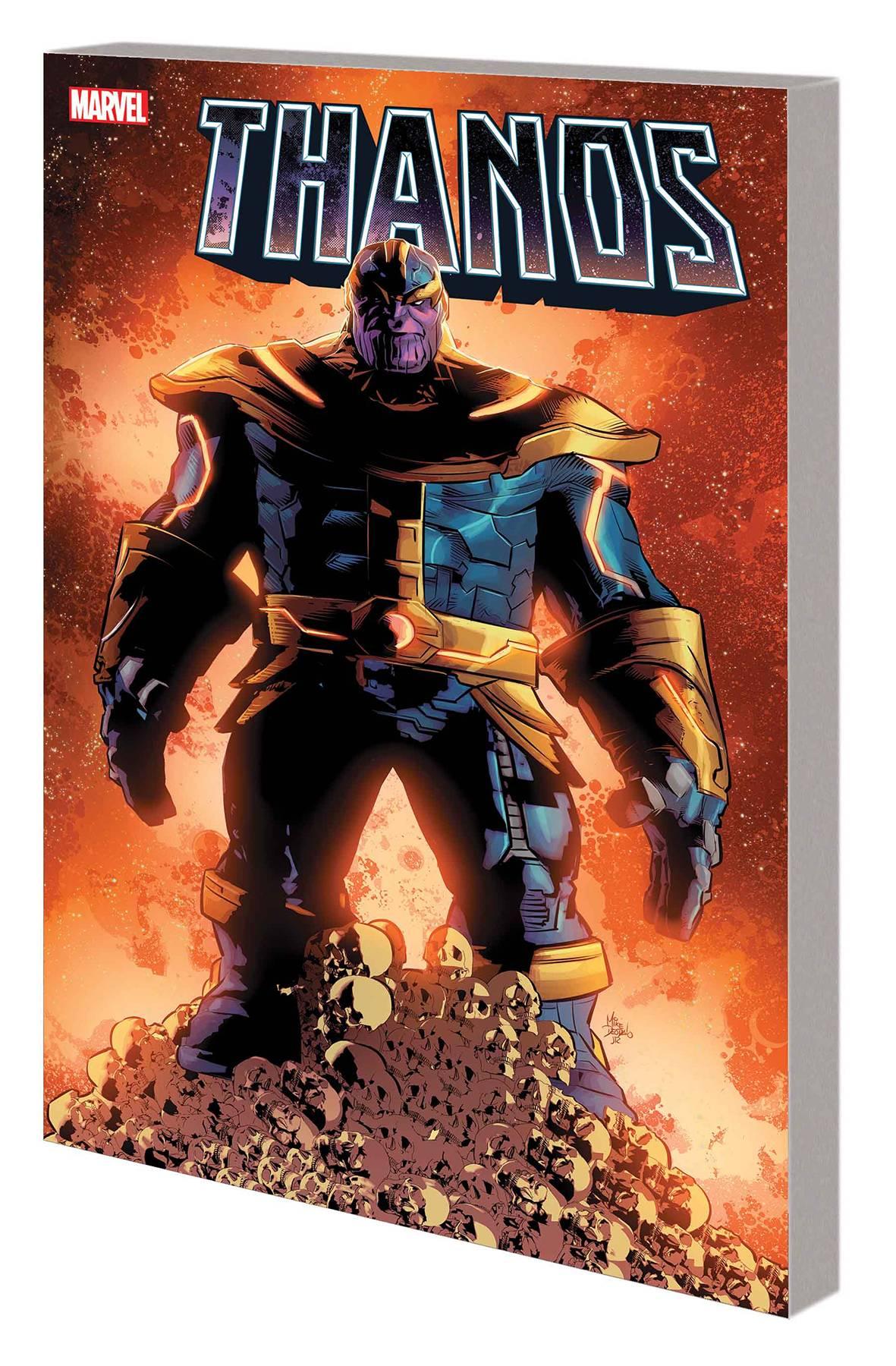 Thanos TPB Vol 1: Thanos Returns