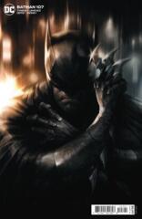 Batman #107 Cvr B Francesco Mattina Card Stock Var