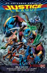 Justice League TPB Vol 4: Endless (Rebirth)