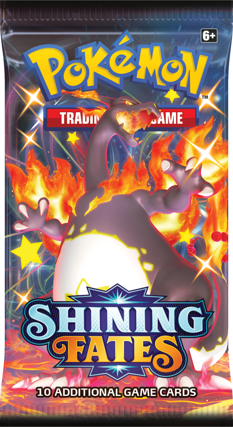 Shining Fates Booster Pack