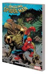 Amazing Spider-Man TPB Vol 8: Threats and Menaces