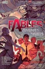 Fables TPB Vol 7: Arabian Nights and Days