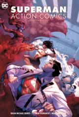 Action Comics TPB Vol 3: Leviathan Hunt