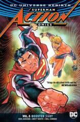Action Comics TPB Vol 5: Booster Shot (Rebirth)
