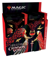 Innistrad: Crimson Vow Collector - Booster Box