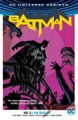 Batman TPB Vol 2: I Am Suicide (Rebirth)