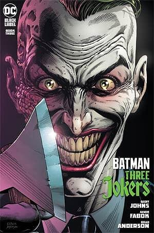 Batman Three Jokers #3 (Of 3) Premium Var I Endgame Mohawk