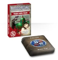 Blood Bowl - Team Card Pack – Nurgle Team (FR)