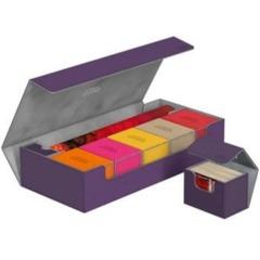 Ultimate Guard - Deck Box - Superhive XenoSkin Standard 550+ Purple