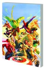 Marvel Super Heroes Secret Wars TPB
