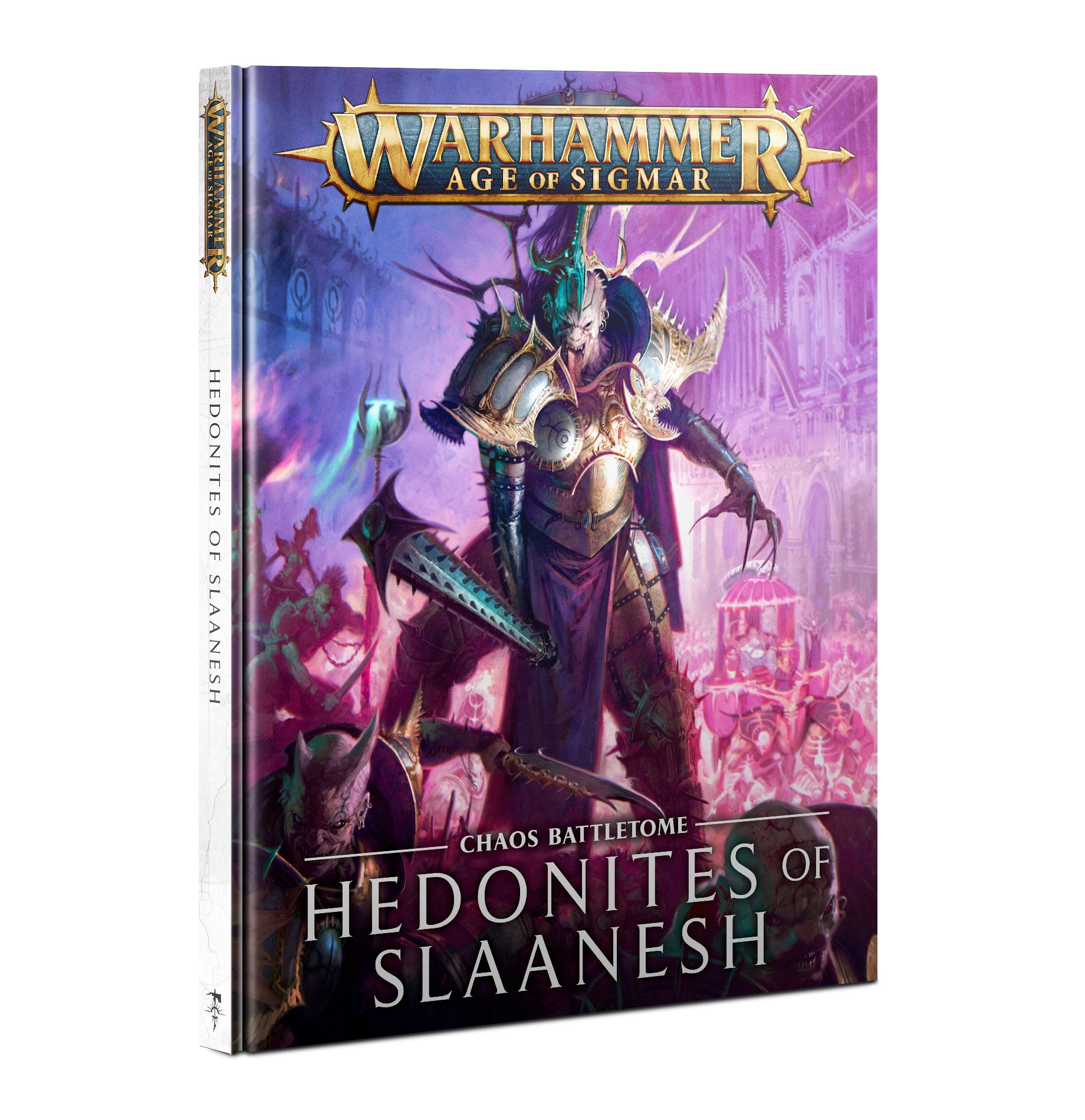 Battletome: Hedonites Of Slaanesh (FR)