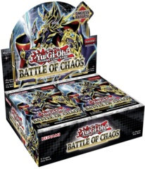 Battle of Chaos Booster Box