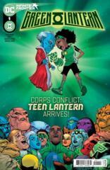 Green Lantern #1 Cvr A Bernard Chang
